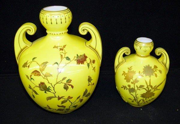 013: Pair of Vases