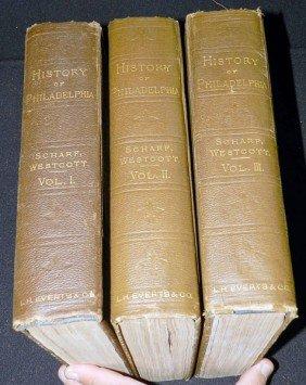 J. Thomas Scharf And Thompson Westcott