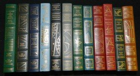 58 Vols. Franklin Library Signed First Editions