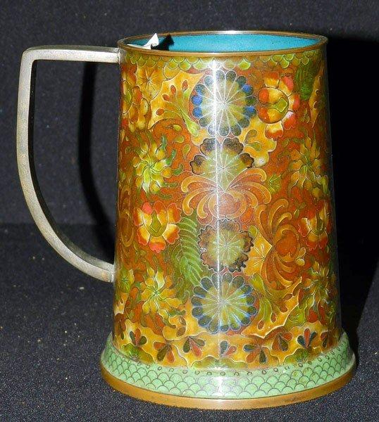 103: Cloisonne Mug