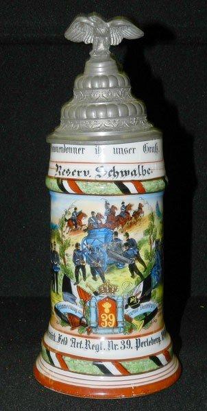 104: German Stein