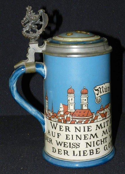 112: Mettlach Stein