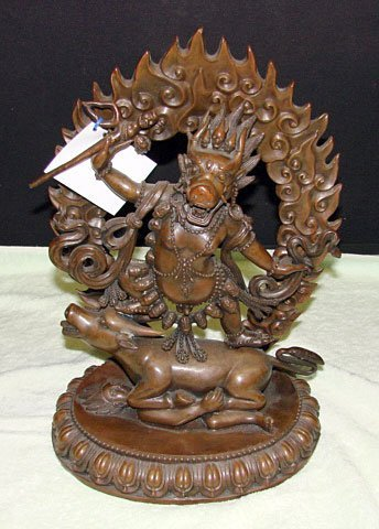 2: Bronze Yamantaka