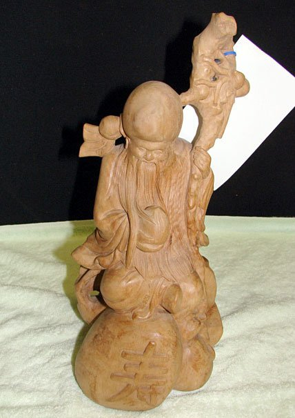 17: Chinese Wood Carving