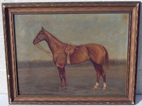 194: T.F. Eammons, Oil/Canvas
