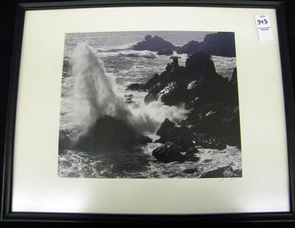 199: Ansel Adams, Photograph