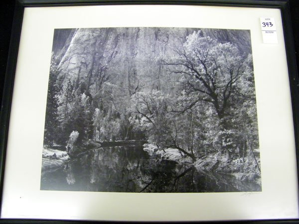 200: Ansel Adams, Photograph