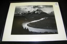 201: Ansel Adams, Photograph