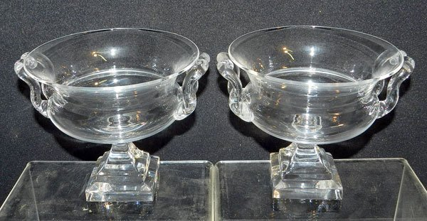 3: Pair of Steuben Glasses