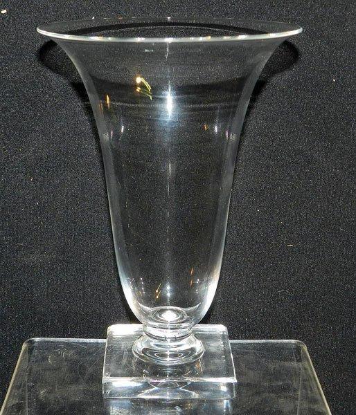 4: Steuben Vase