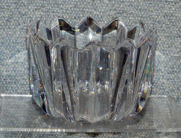 13: Orrefors Crystal Bowl