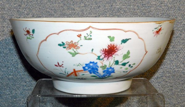 24: Chinese Export Bowl
