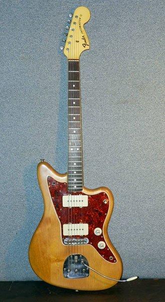 63: Fender Jazzmaster Guitar