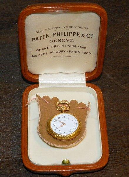 225: Patek Philippe Pocketwatch