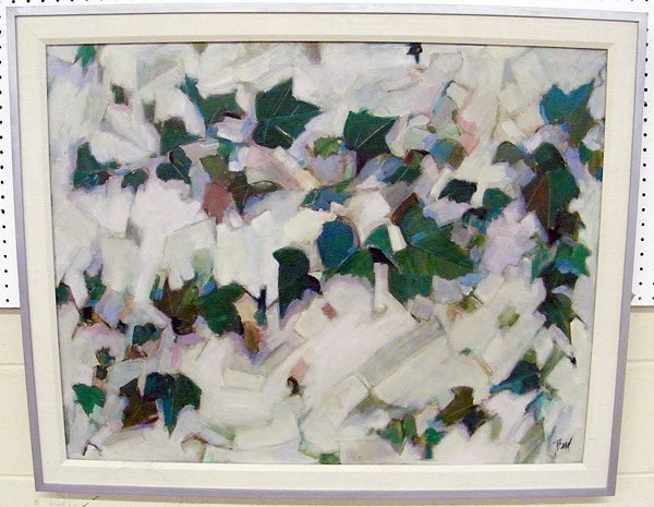 2: Morris Berd, Oil/Canvas