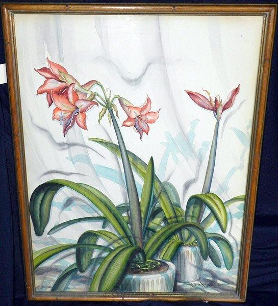 20: H.E. Fager, Watercolor