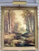 39 Robert W Wood OilCanvas