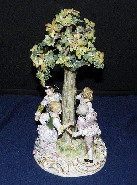 Meissen Children Figurine