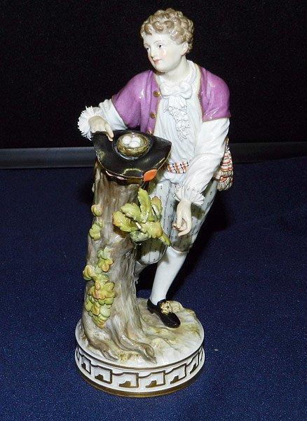 Meissen Gentleman Figurine