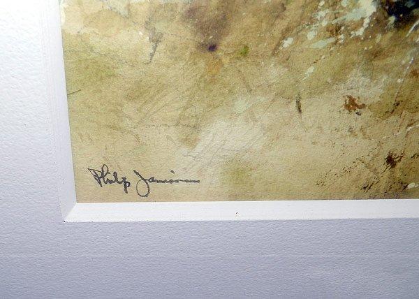 Philip Jamison. Watercolor, Landscape - 2