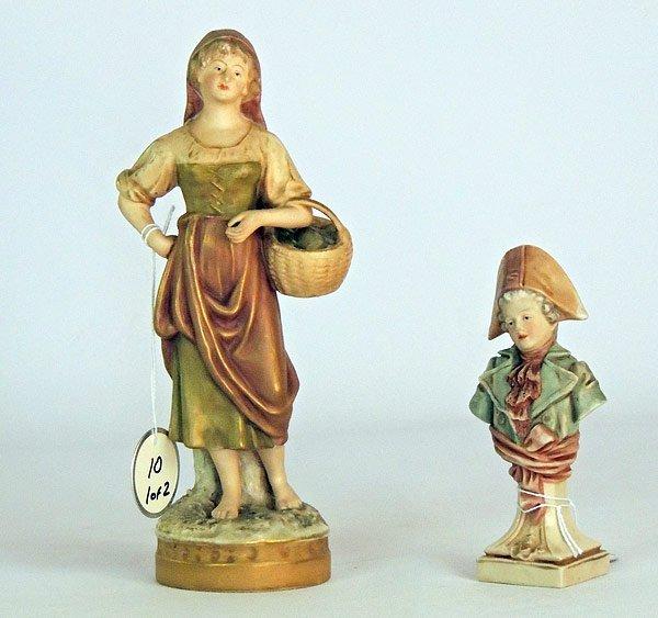 Royal Dux Bohemia Porcelain