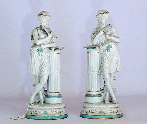 Grecian-design Porcelain