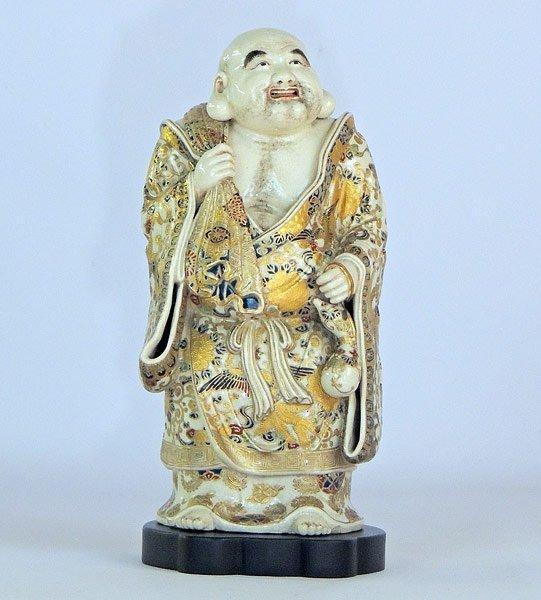 Asian Ceramic Figure