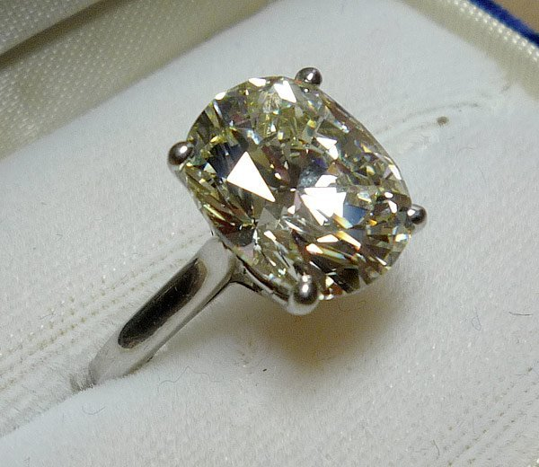 Diamond Solitarire Ring