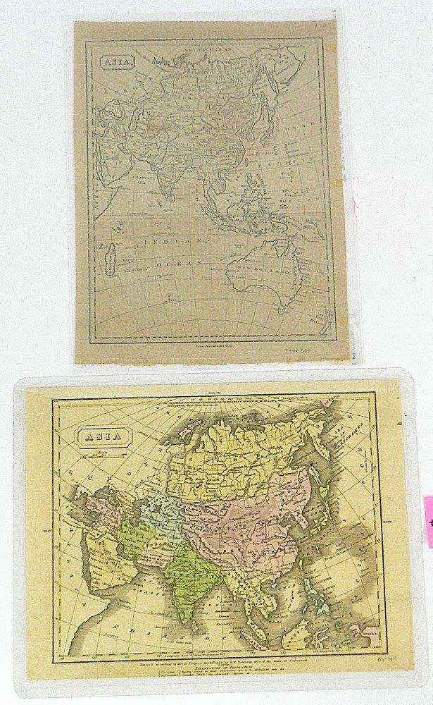 Ten Maps of Asia