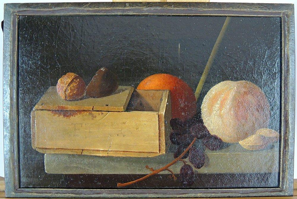 John Frederick Peto, Oil on Board