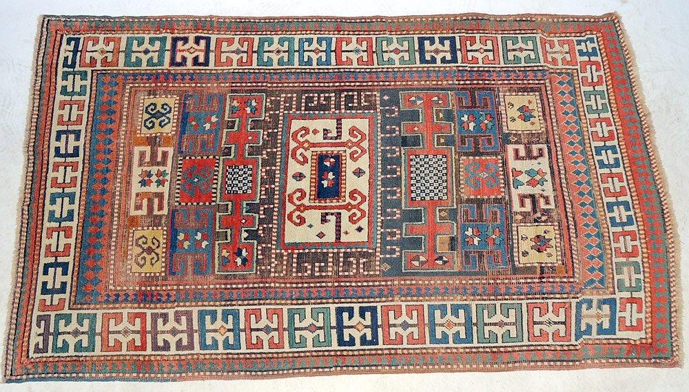 Caucasian Area-Size Carpet
