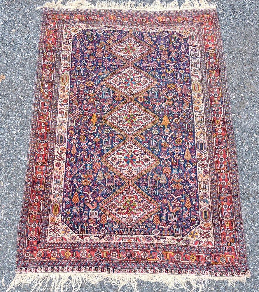 Oriental Area-Size Carpet