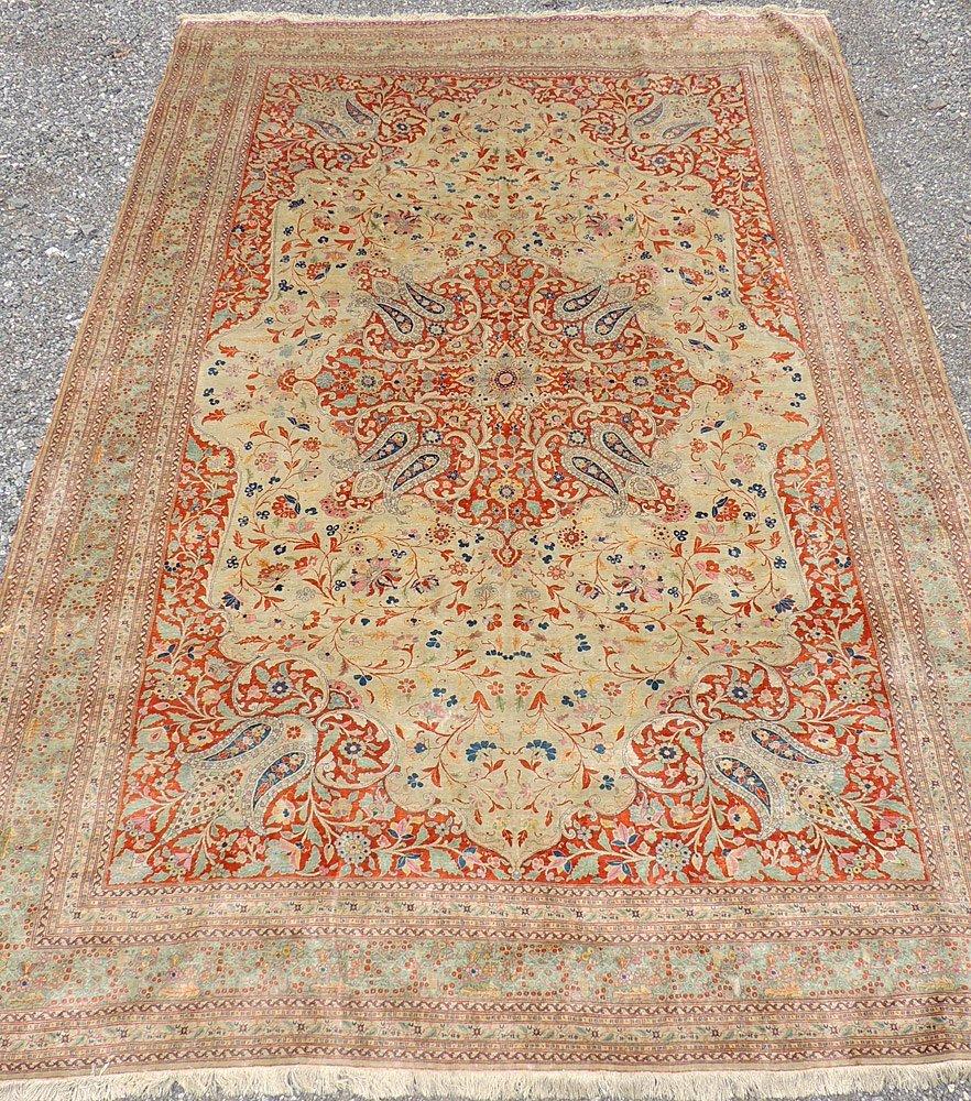 Silk Room-Size Carpet