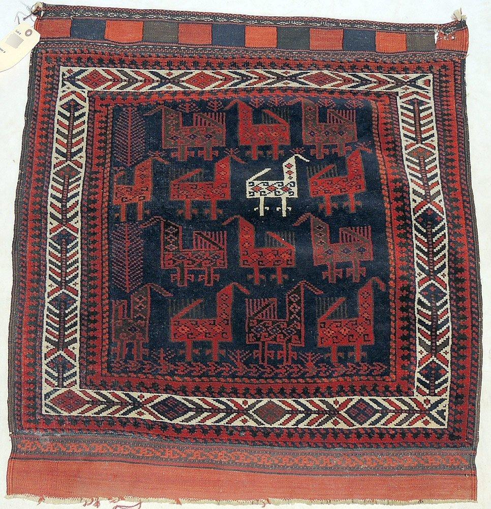 Antique Caucasian Mat