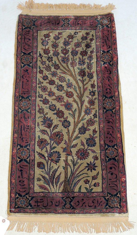 Tree of Life Silk Mat