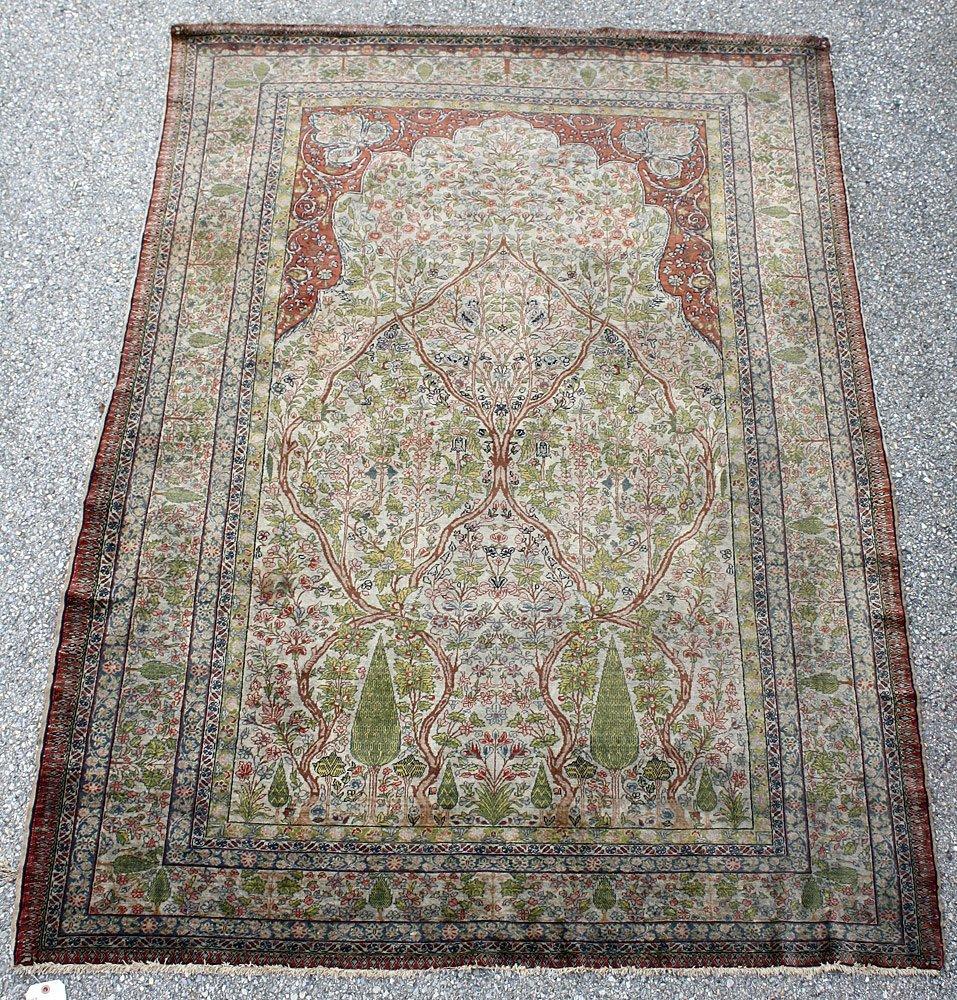 Persian Silk Mat
