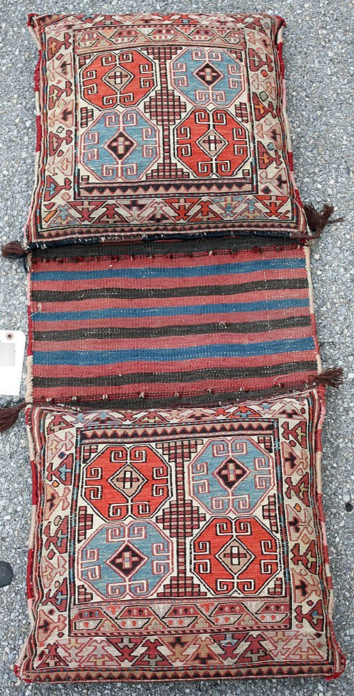 Oriental Camel Bag Pillows