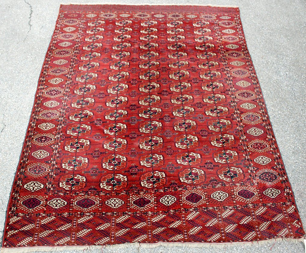 Bokhara Room-Size Carpet