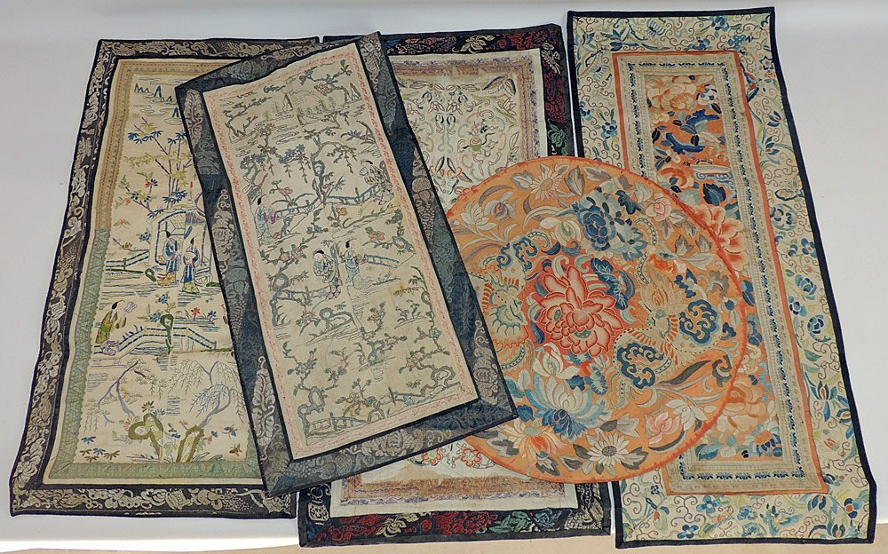 Grouping of Chinese Textiles