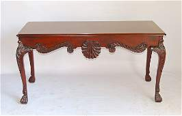 Baker Georgianstyle Console Table