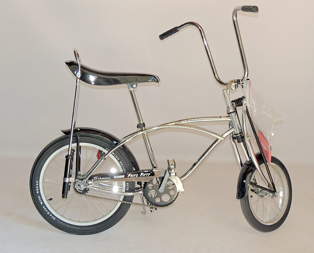 "Schwinn ""Fritz Fifty"" Stingray Bicycle"