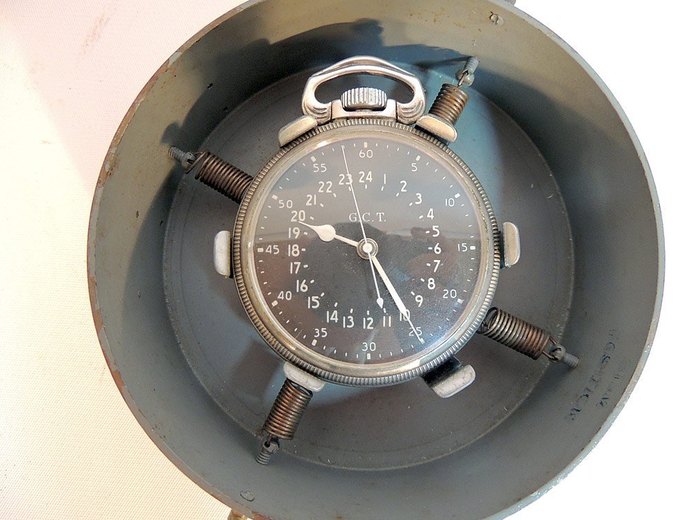 Hamilton Model 4992B U.S. Army Pocket Watch