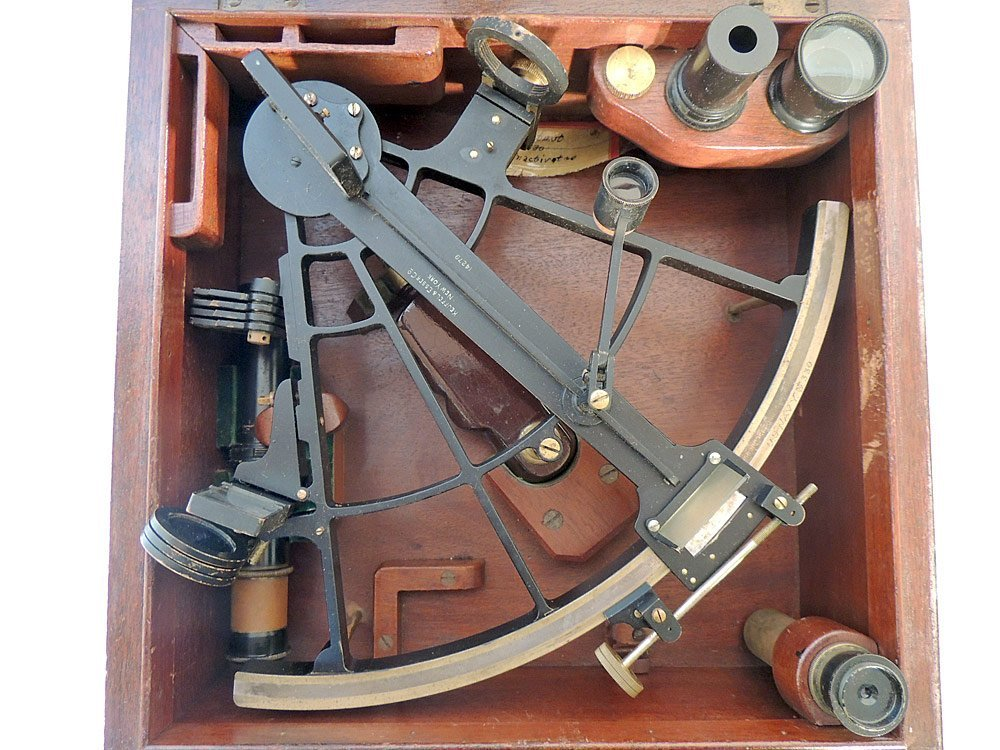 Keuffel and Esser Co. Naval Sextant - 2