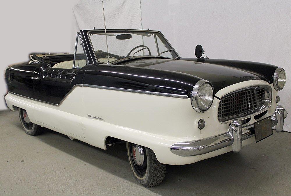 1959 Nash Metropolitan Convertible - 2