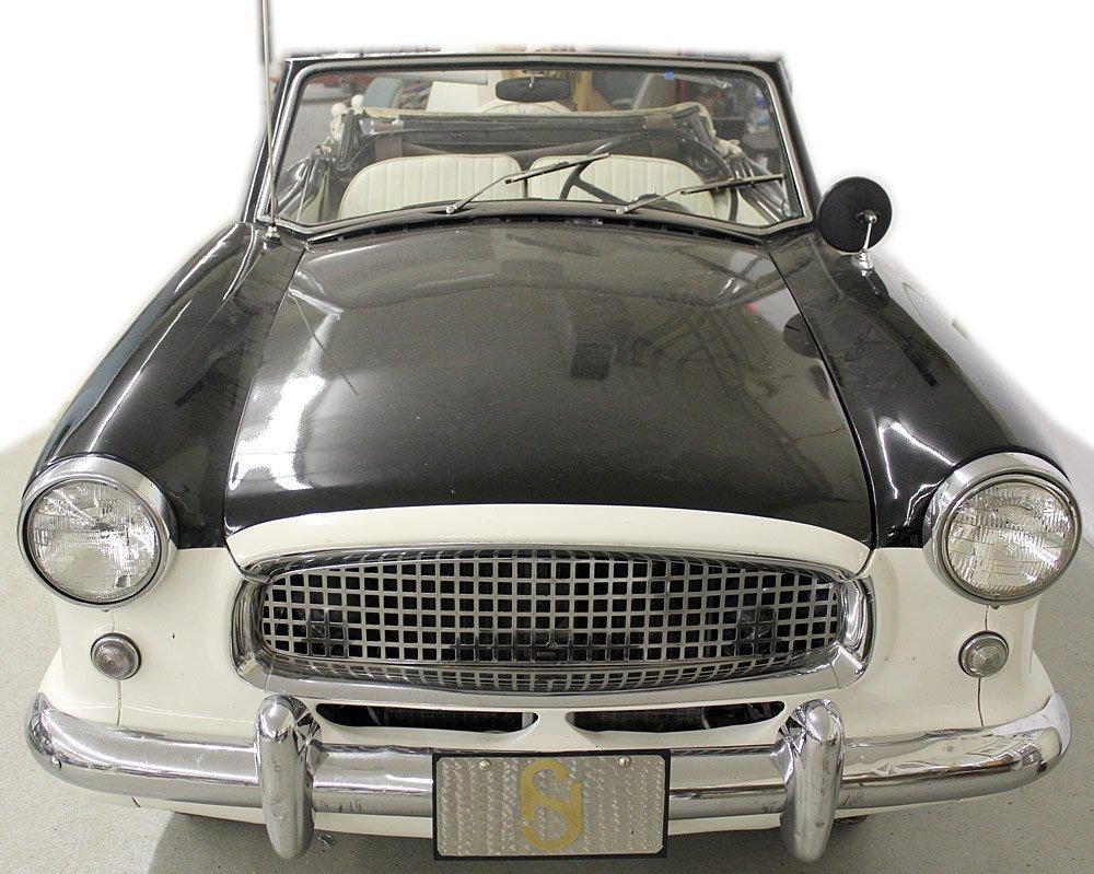 1959 Nash Metropolitan Convertible - 5