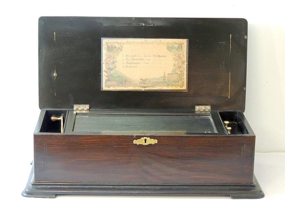 Ami Rivenc Cylinder Music Box