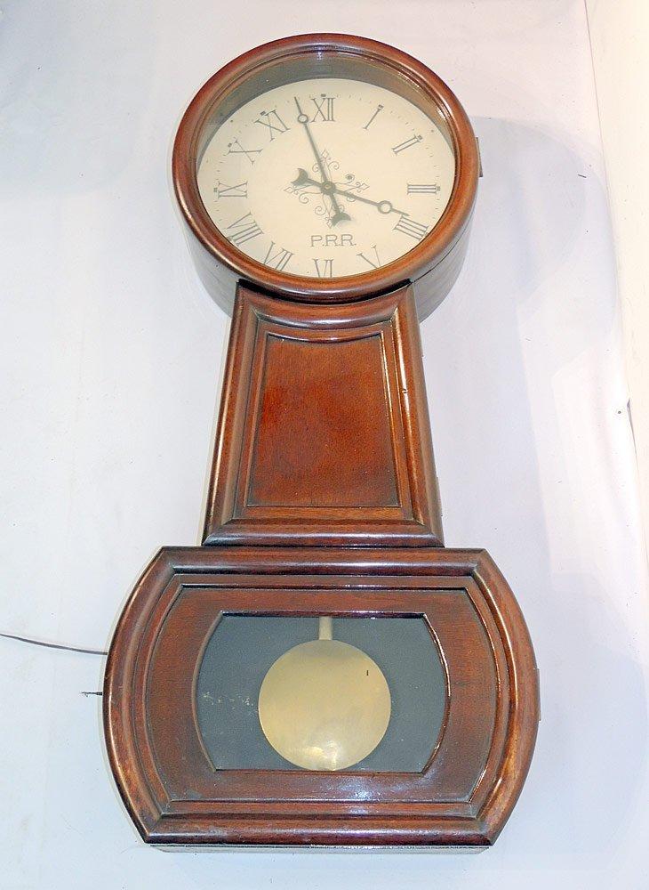 19th C. Howard No. 1 Banjo Clock