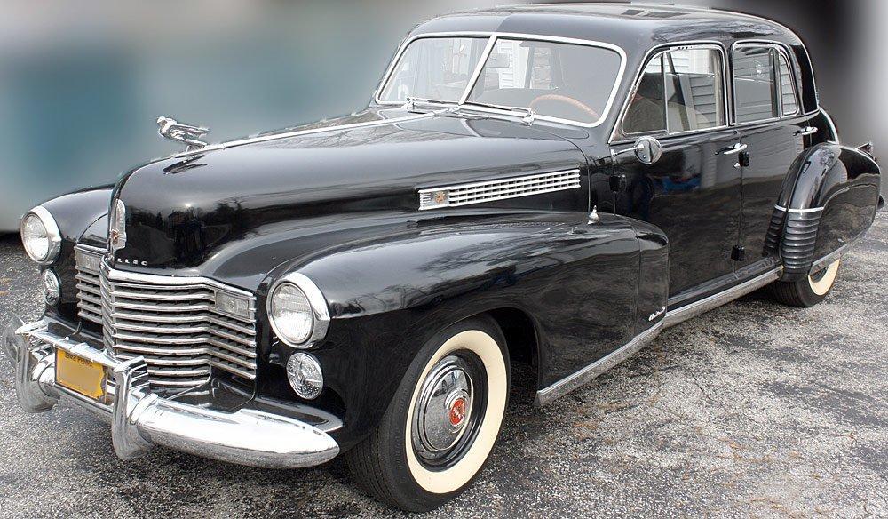 1941 Cadillac Series 60 Fleetwood