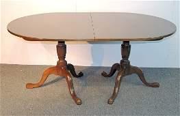 Kittinger Charterhouse Queen Anne Dining Table