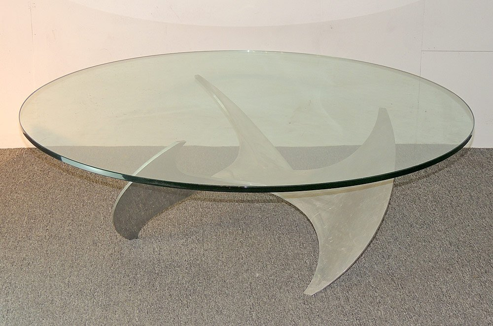 "Knut Hesterberg ""Propeller"" Coffee Table"